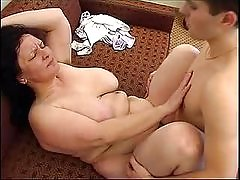 Russian Mature Woman
